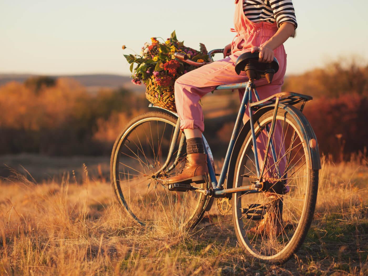 Country biker